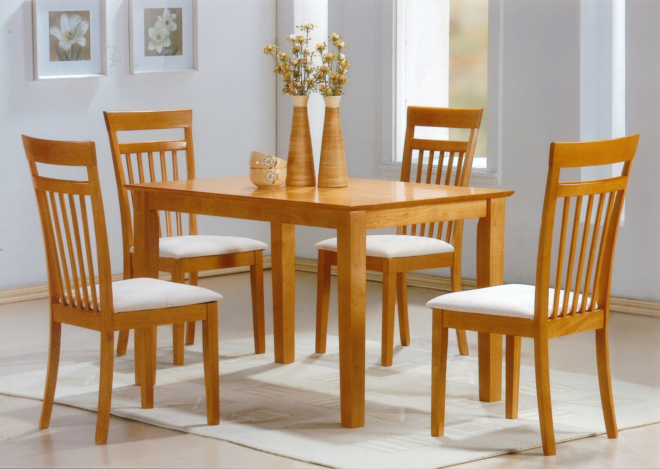 Shaker Dining Set Cj Trade